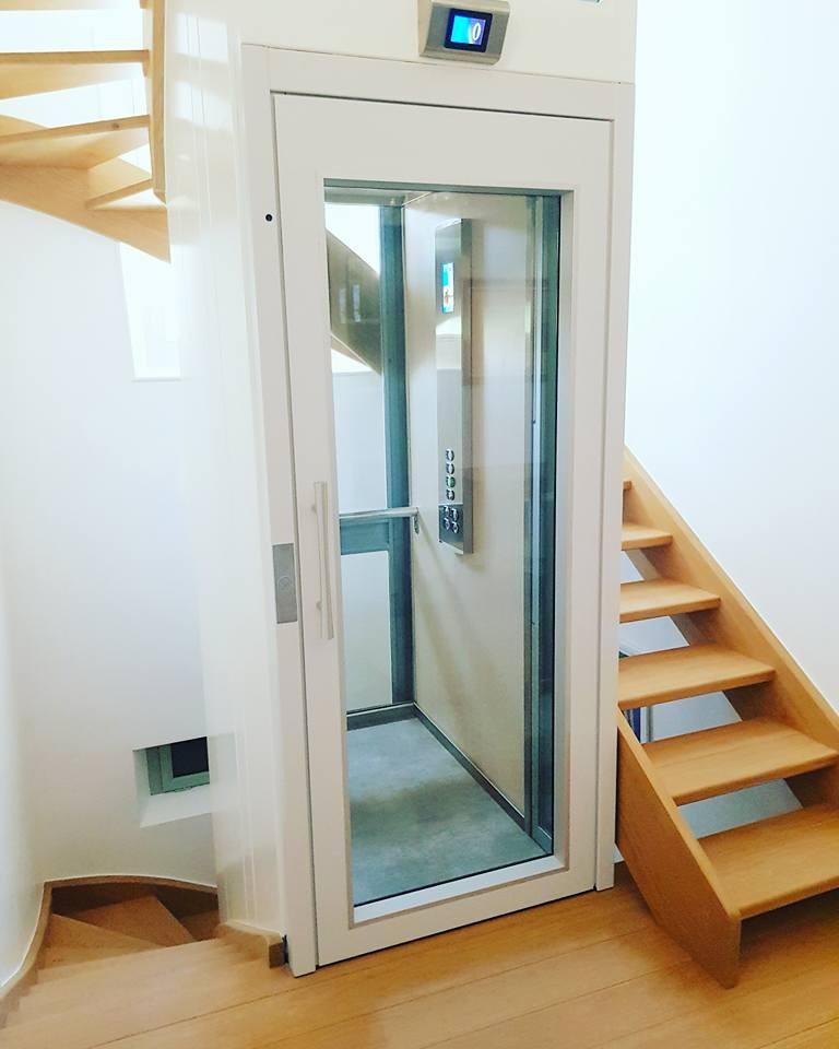 Ascenseur 4 niveaux bis